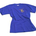 Trau Dich Was T-Shirt (Farbe: blau)