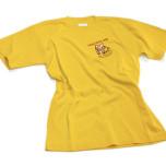 Trau Dich Was T-Shirt (Farbe: gelb)
