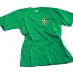 Trau Dich Was T-Shirt (Farbe: grün)