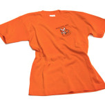 Trau Dich Was T-Shirt (Farbe: orange)