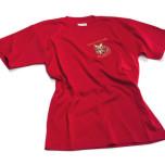 Trau Dich Was T-Shirt (Farbe: rot)
