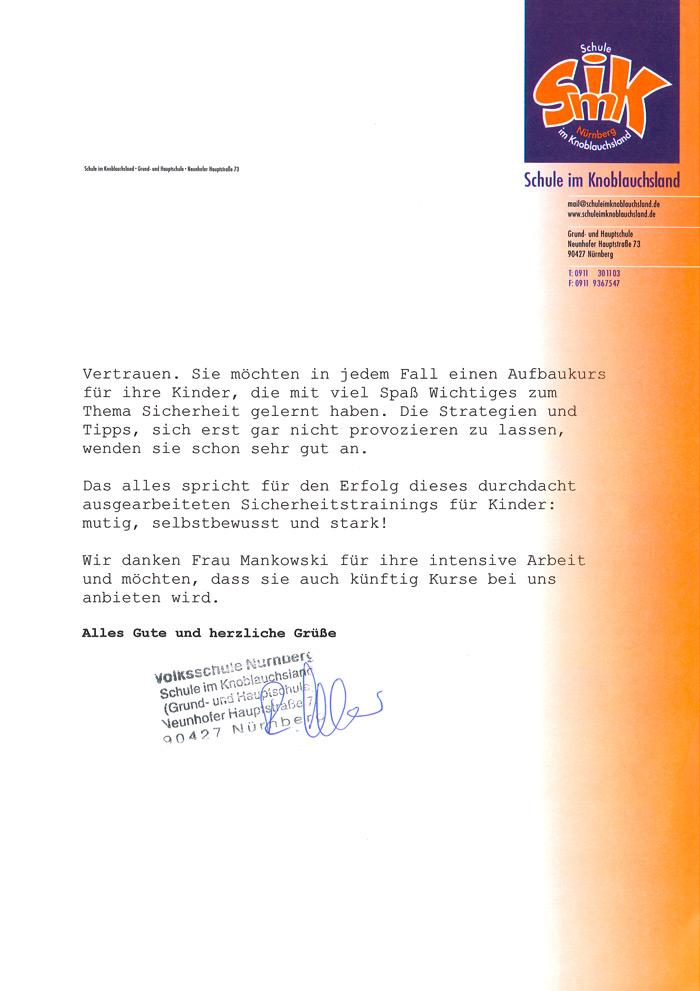 Refrenz: Friedrich Städtler Grundschule Nürnberg 02