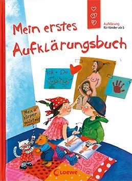 Büchertipps Mein erstes Aufklärungsbuch
