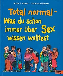 Büchertipps Total normal - Was du schon immer über Sex wissen wolltest